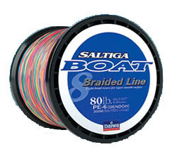 Daiwa Saltiga Boat Dendon Style Braid Braided Line - SAB - PE - 300 Meter