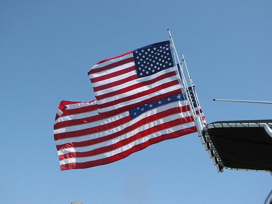 Rod Holder Boating Flag Poles