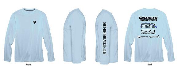 SRQ Fishing Barker Boatworks SRQ Fabrication Team Shirt