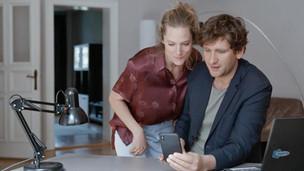 """Marie Burchard & Sebastian Schwarz in ZDFneos """"Liebe! Jetzt"""""""