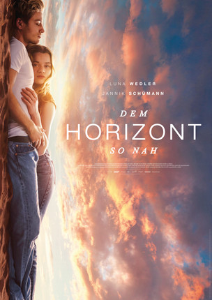 """The poster for """"Dem Horizont so nah"""" with Luna Wedler has arrived! Release 19.10.10."""