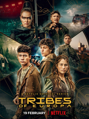 """The trailer for """"Tribes of Europa"""" starring Emilio Sakraya is online!"""