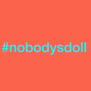 Anna Brüggemann launches the campaign #nobodysdoll