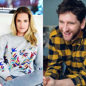 """Marie Burchard & Sebastian Schwarz ab 27.06. im Kinofilm """"Wenn Fliegen träumen"""""""