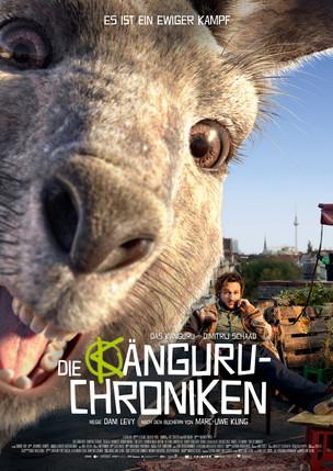 """Der Trailer zu """"Die Känguru Chroniken"""" mit Daniel Zillmann ist da!"""