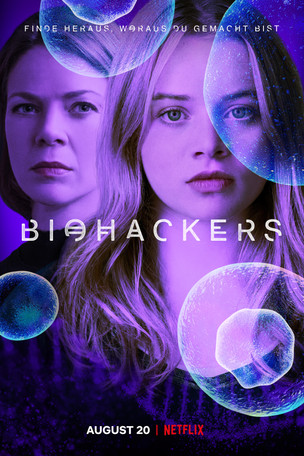 "Netflix ""Biohackers"" starts with Luna Wedler in the leading role from 20.08."