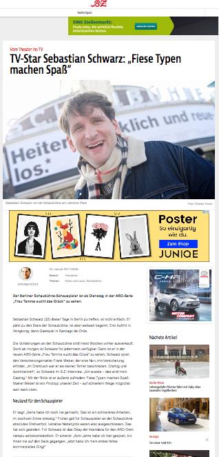 Sebastian Schwarz @ BZ.de