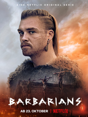 """Netflix's """"Barbarians"""" with David Schütter in the leading role starts"""