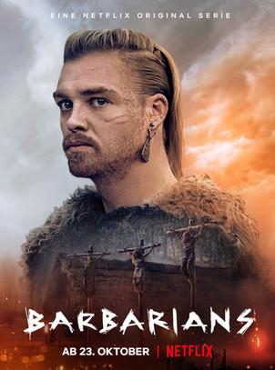 """Netflixs """"Barbaren"""" mit David Schütter in der Hauptrolle startet"""