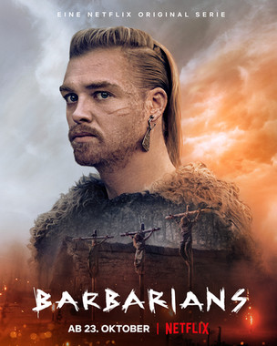 "Netflix's ""Barbarians"" with David Schütter in the leading role starts"