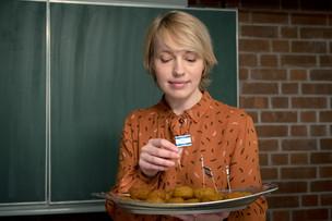 """Anna Brüggemann in """"Das Unwort"""" im ZDF"""