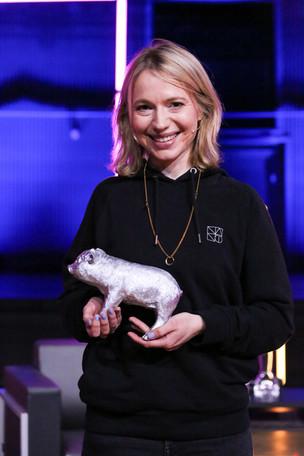 Anna Brüggemann wins the lit.COLOGNE Debut Award 2021