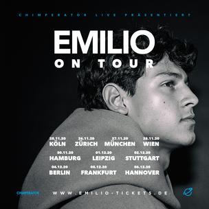 Emilio geht auf Tour 2020