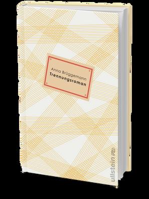 """Anne Brüggemann veröffentlicht am 29.03. ihren Debütroman """"Trennungsroman"""""""