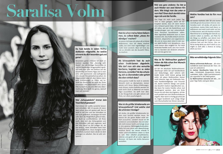 Ajoure - Saralisa Volm