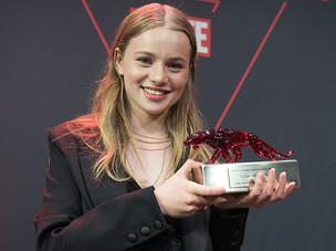 Luna Wedler gewinnt Bunte New Faces Award