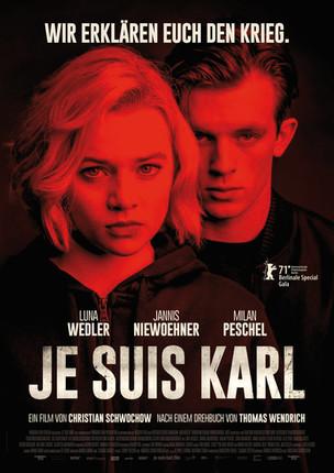 """""""Je Suis Karl"""" mit Luna Wedler in der Hauptrolle feiert im Berlinale Special 2021 seine Premiere"""