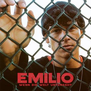 """Emilio Sakraya  releases his new single """"Wenn die Welt untergeht"""""""