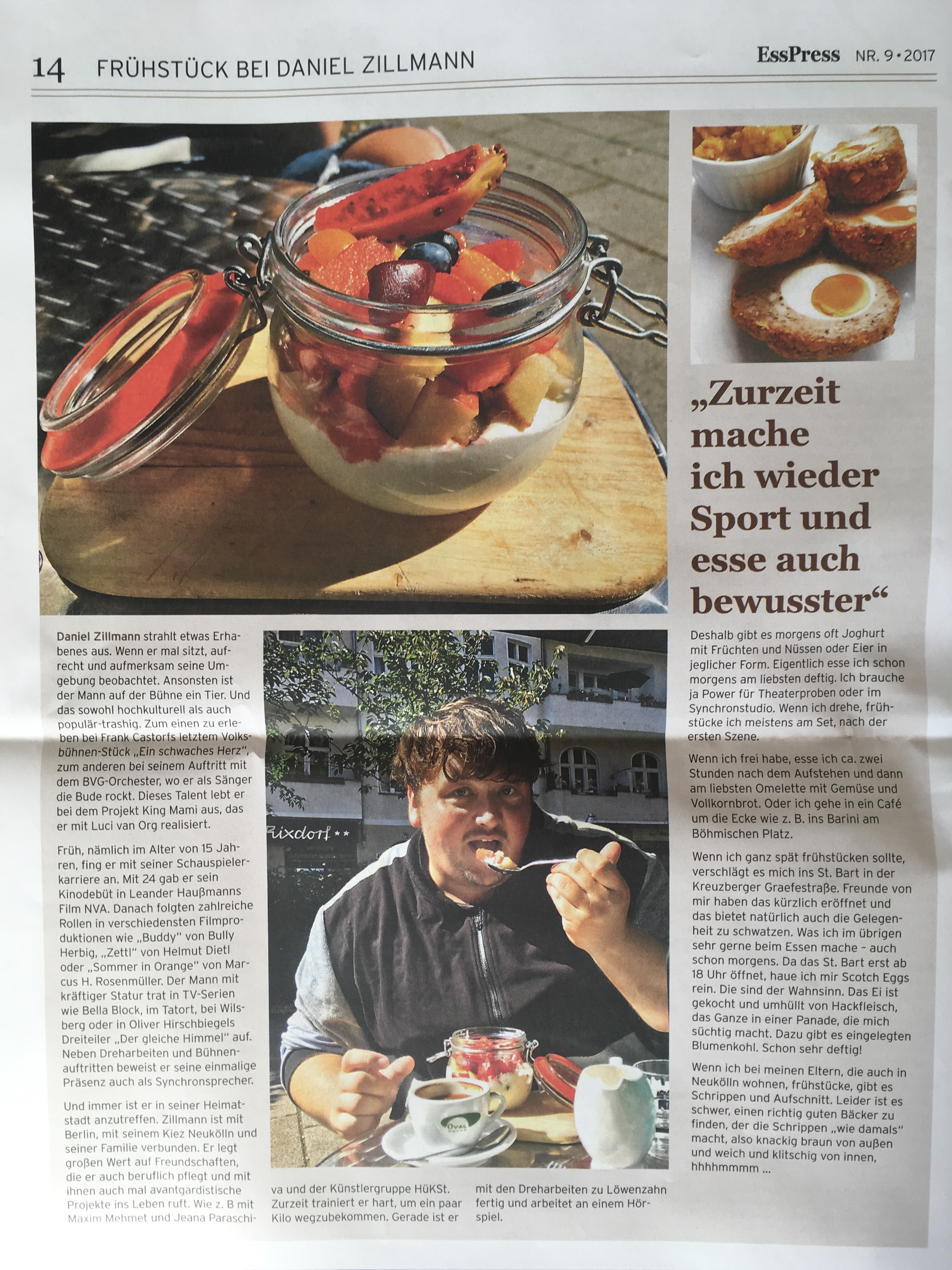 Daniel Zillmann @ EssPress