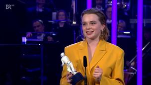 Bavarian Film Award for Luna Wedler