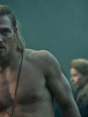 "David Schütter can be seen from 23.10.20 in Netflix series ""Barbarians"""