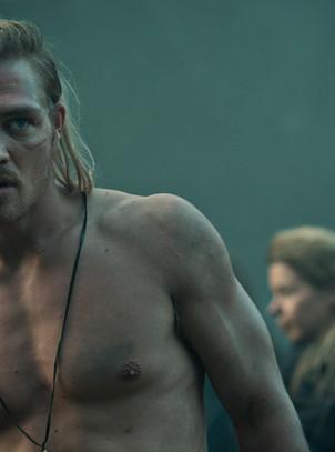 "David Schütter ab 23.10. in Netflix Serie ""Barbaren"""