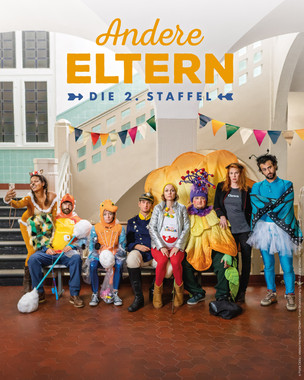 "2nd season of ""Other parents"" starts with Daniel Zillmann and Sebastian Schwarz in the lea"