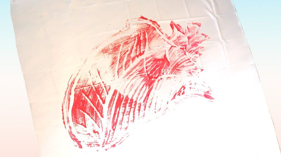 Conch Shell Large print sarong