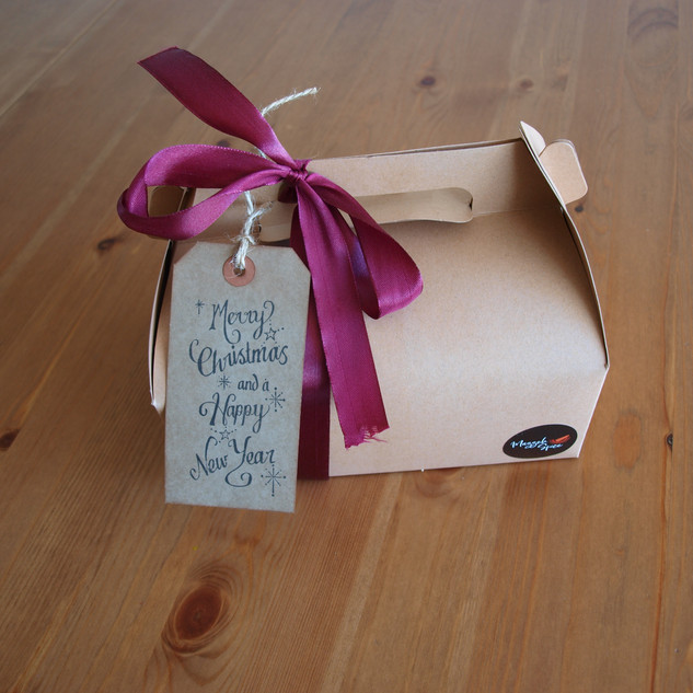 Boxed Spice Kits £15.00