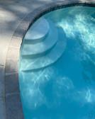 pool renovation, coping stone, waterline tile