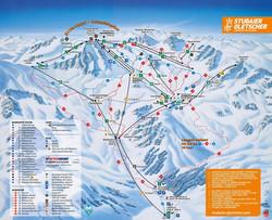 Stubaier Gletscher Stubaital
