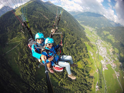 Paragliding | Dougs Mountain Getaway