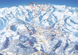 Stubaital Ski Resorts