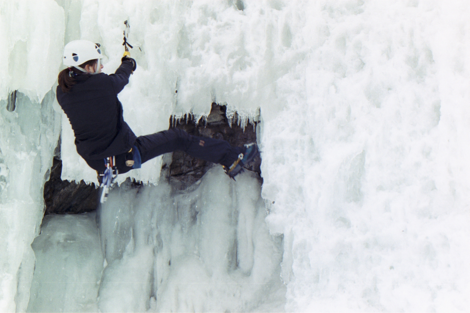 Ice Climbing | Doug's Mountain Getaw