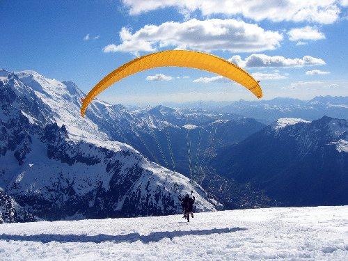 Paraglide | Doug's Mountain Getaway