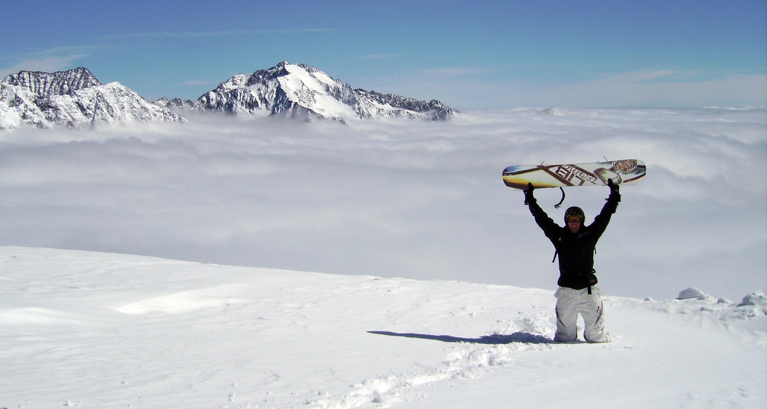 Stubai | Doug's Mountain Getaway