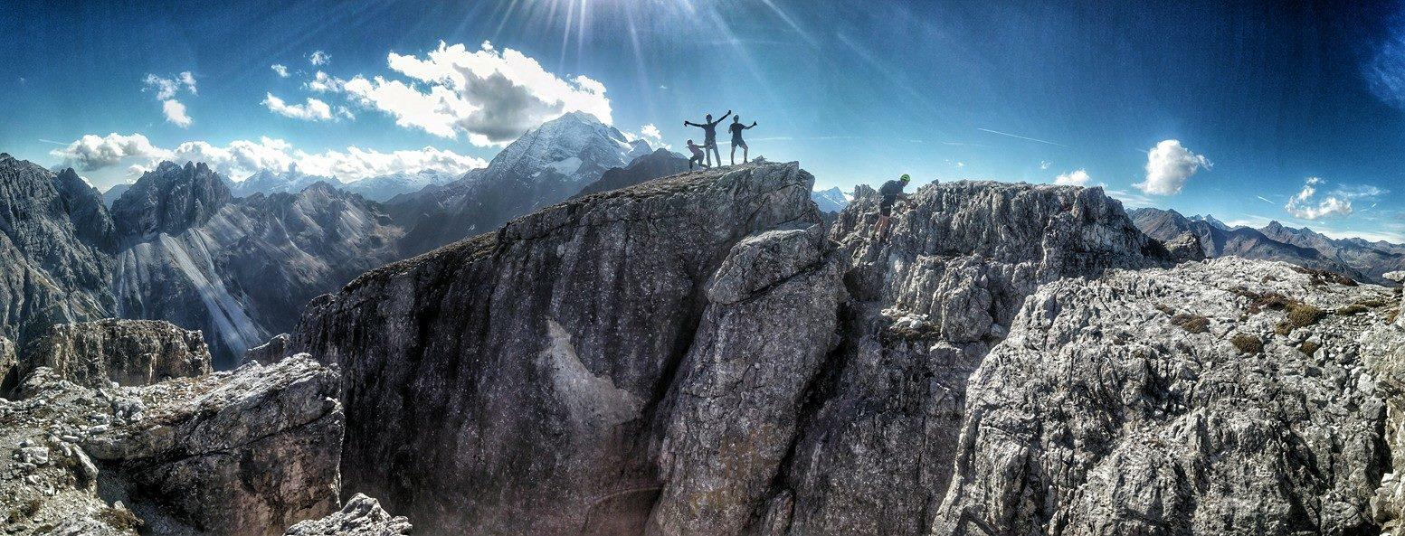 Klettersteig Elfer | DMG