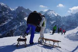 Rodeln | Doug's Mountain Getaway