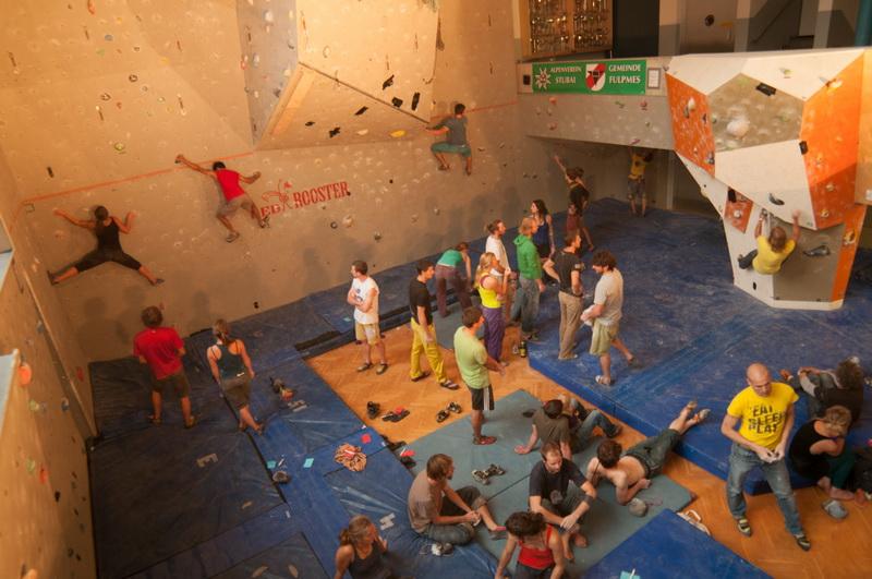 Kletterhalle | Doug's Mountain Getaw