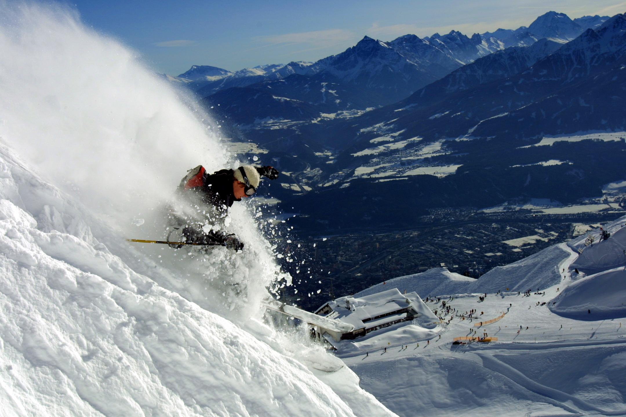 Nordpark | Doug's Mountain Getaway
