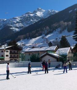 Ice Hockey | Doug's Mountain Getaway