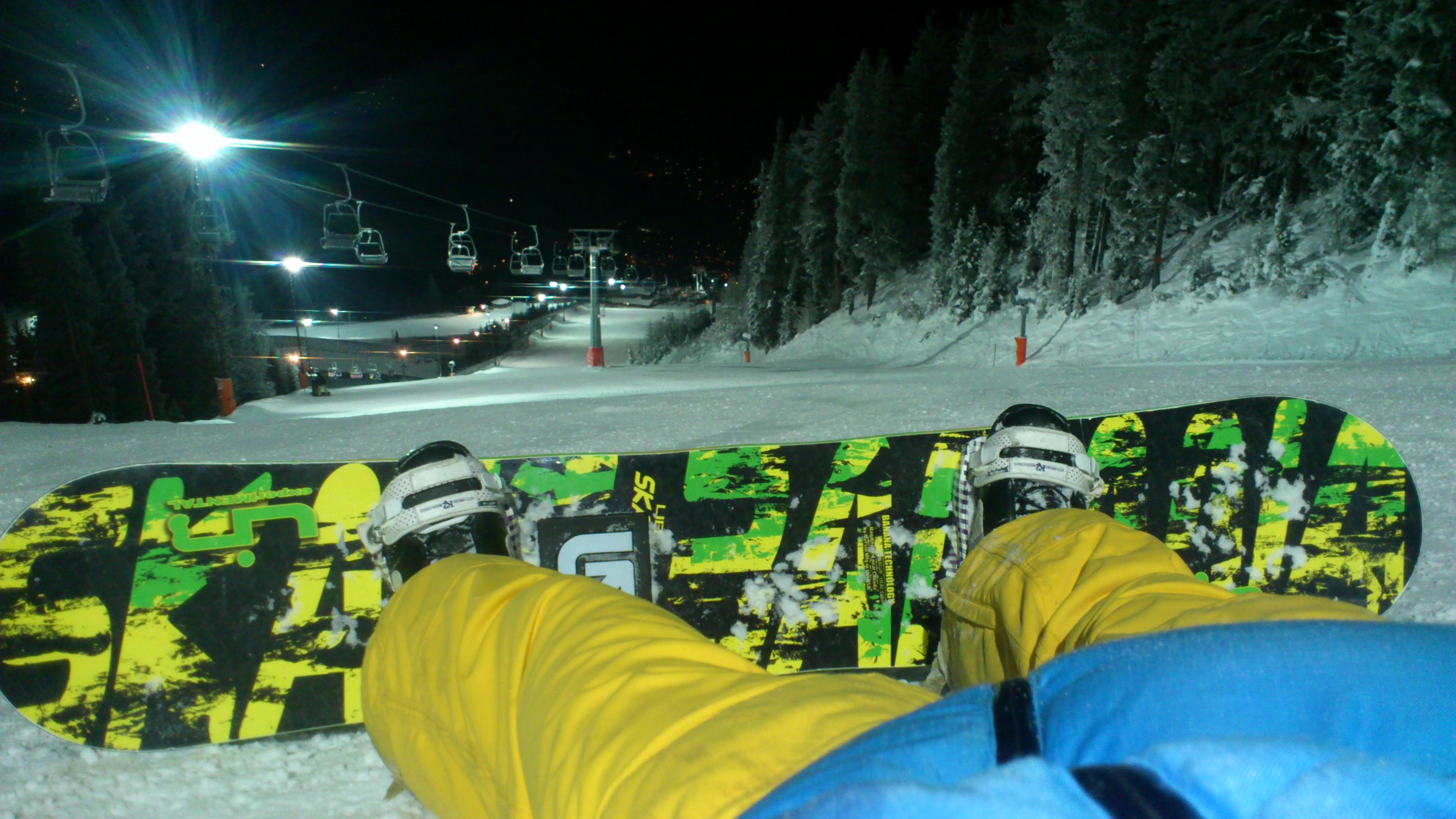 Night Skiing | Doug's Mountain Getaw