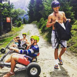 Doug Fletcher Mountain Karting