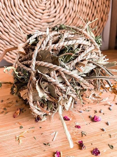 Seagrass Stuffed Ball