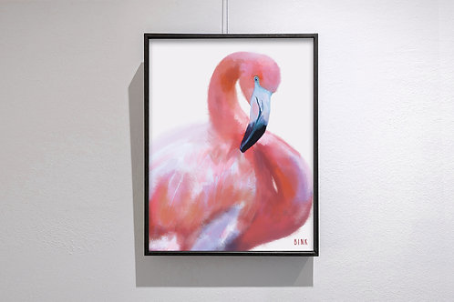 Flamingo-lover