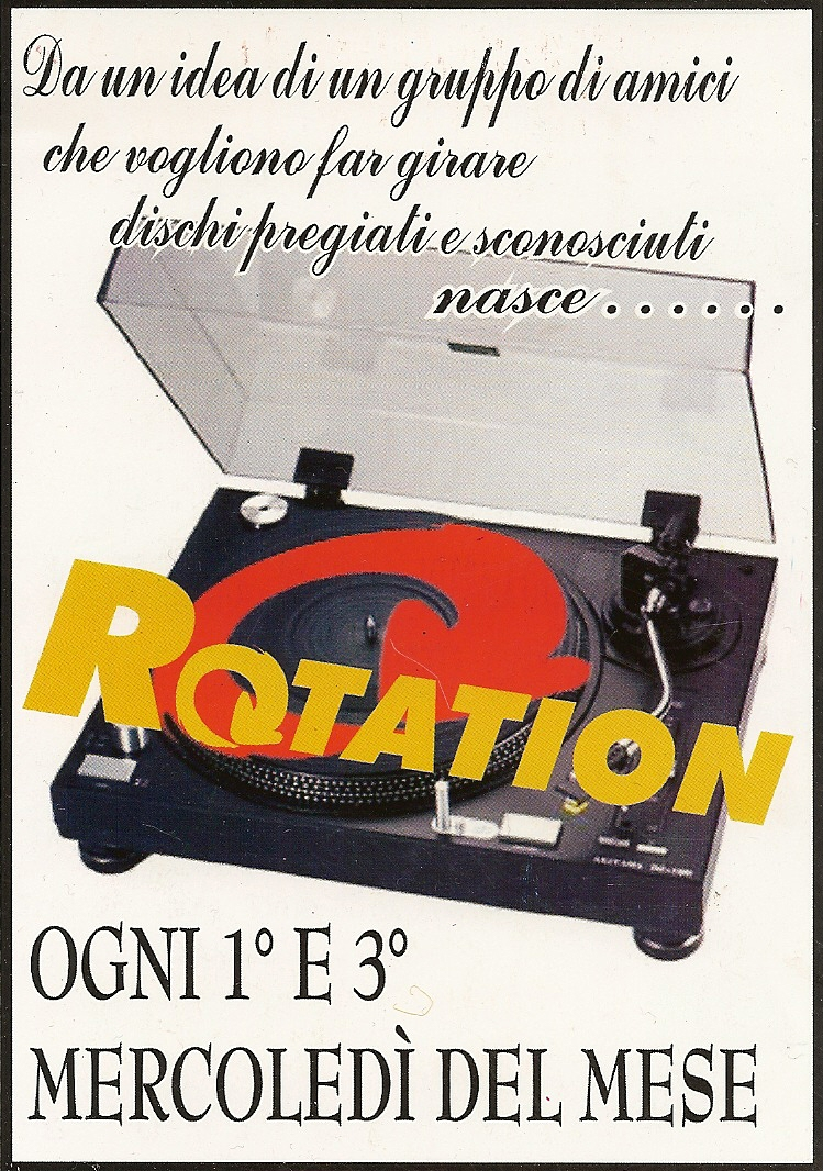 Flyer Rotation front