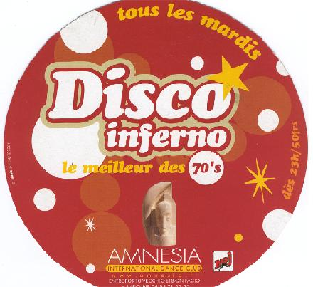 Amnesia disco