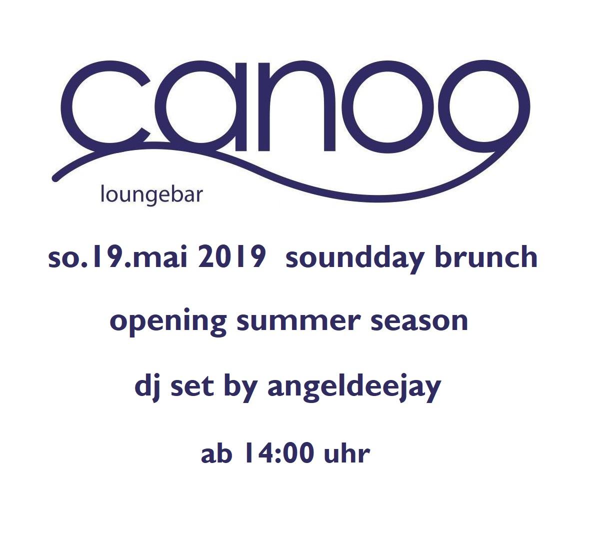 flyer CANOO opening season 2019