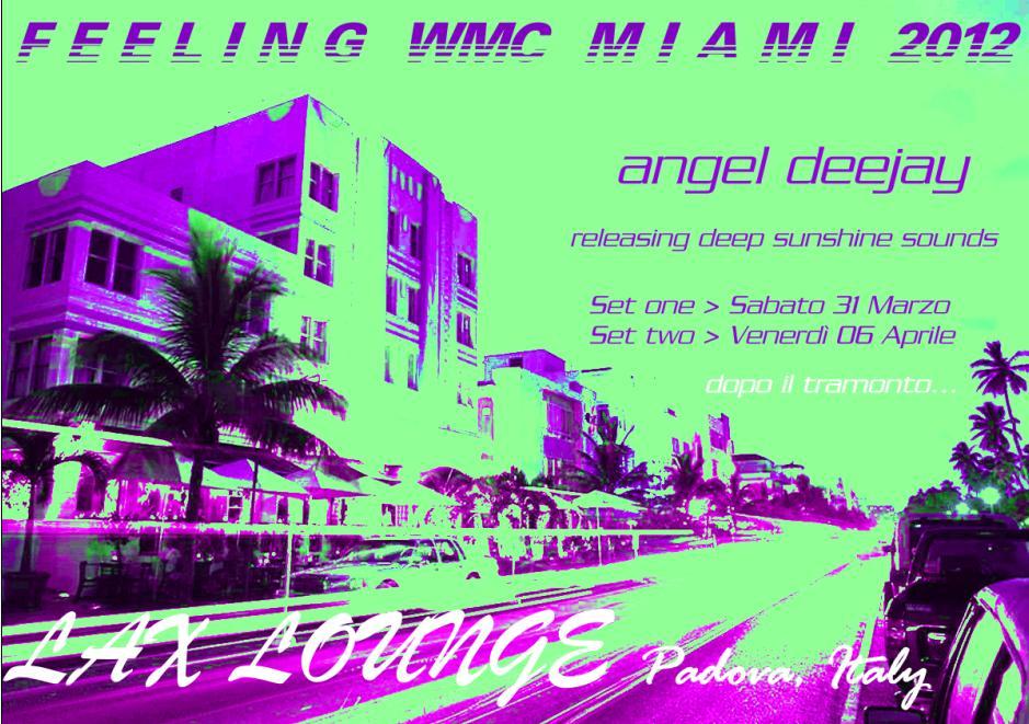 Lax Lounge WMC Miami