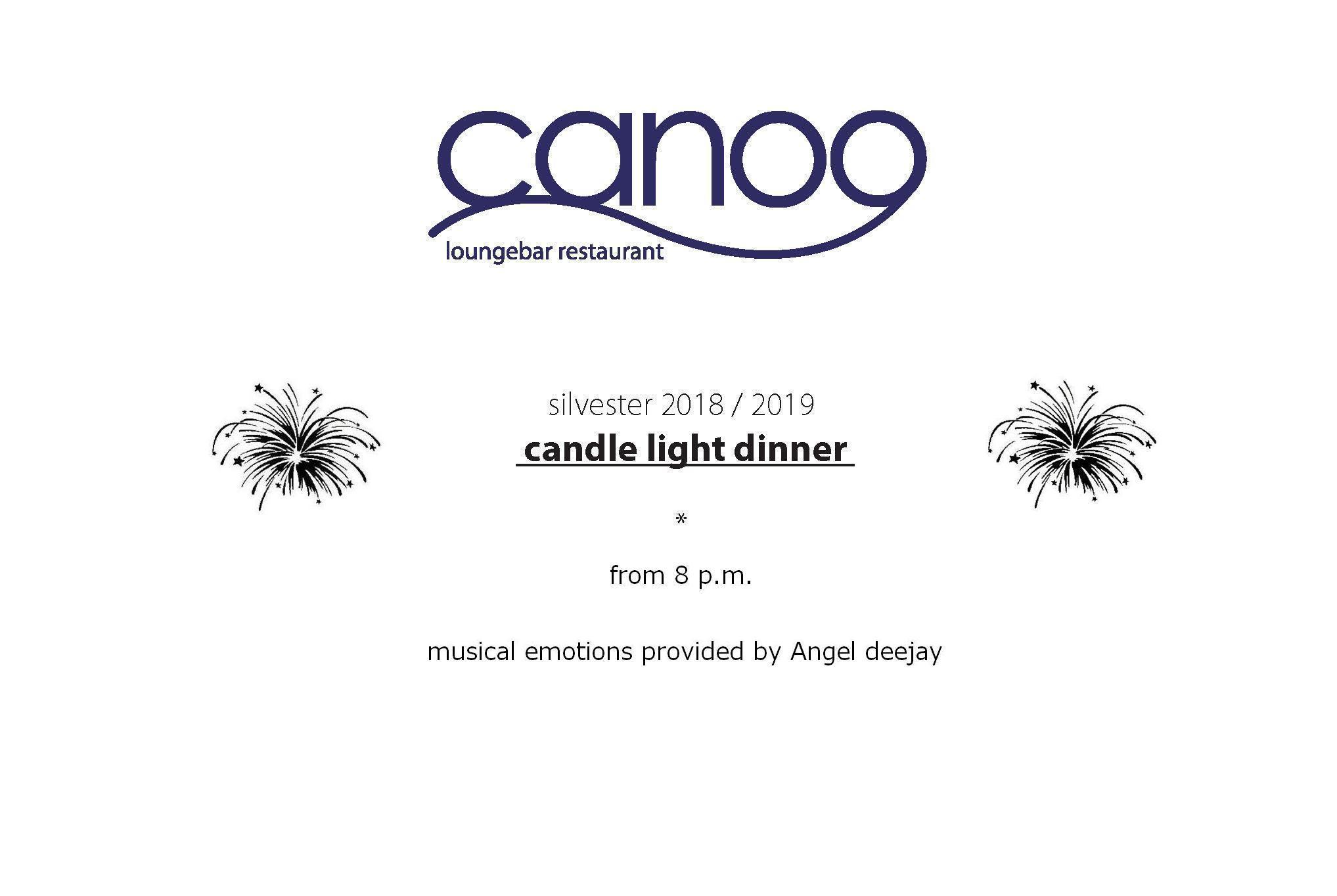 Flyer Canoo Silvester 2019